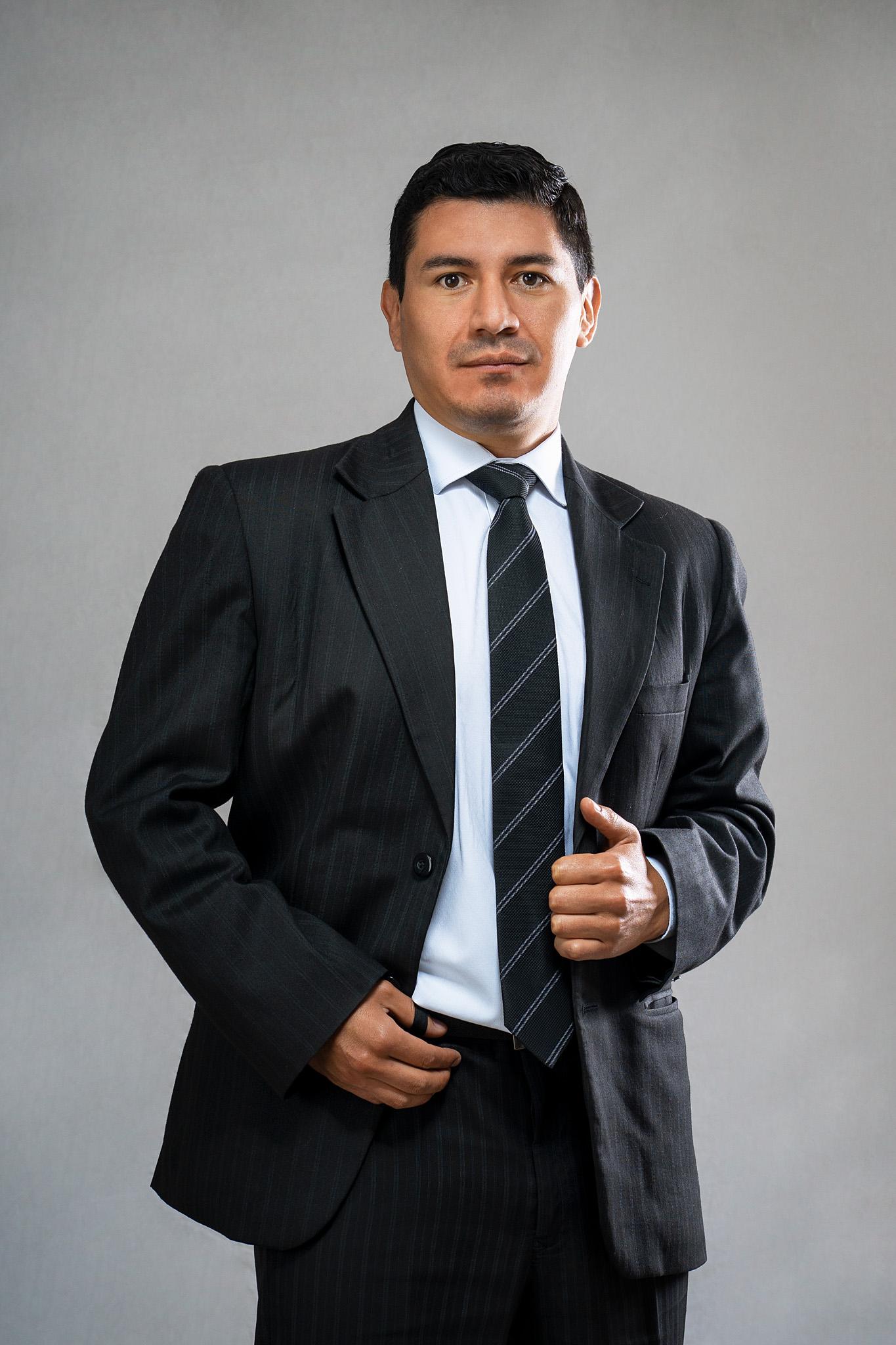 Abogado Eduardo Vistín